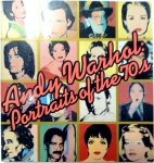Andy Warhol: Portraits of the 70s(古書)