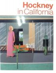 Hockney in California(古書)