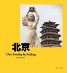 Michael Kenna: One Sunday in Beijing (Yongding Tower and Statue)