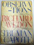 Richard Avedon: Observations(古書)