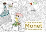 Color Your Own Monet(特価品)