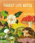 Forest Life Notes 20 Notecards & Envelopes
