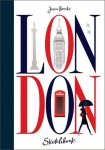 Jason Brooks: London Sketchbook(特価品)
