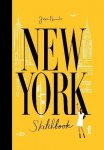 Jason Brooks: New York Sketchbook (特価品)