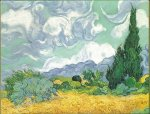 Van Gogh: Country Landscapes Portfolio Notes (特価品)