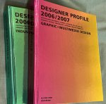Designer Profile 2006/2007 2 vol.set(古書)