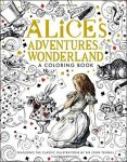 Alice's Adventures in Wonderland: A Coloring Book(特価品)