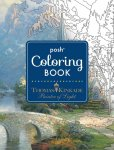 Posh Coloring Book Thomas Kinkade(特価品)