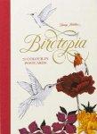 Birdtopia: 20 Colour-in Postcards (ポストカードブック)(特価品)