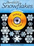 Bentley's Snowflakes CD-ROM and Book (特価品)