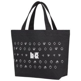 ランチトート (ボールチェーン付き)【Da-iCE a-i contact VOL.4】※小サイズのランチトートバッグ