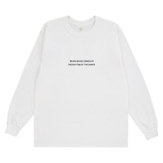 Long Sleeve White(HAYATE)