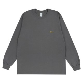 Long Sleeve Charcoal Gray(HAYATE)