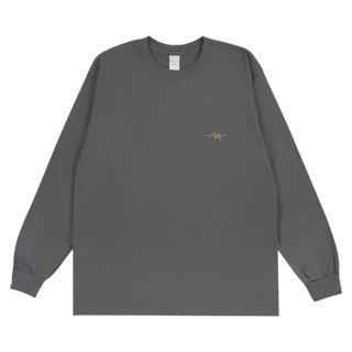 Long Sleeve Charcoal Gray(HAYATE)