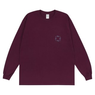Long Sleeve Burgundy(HAYATE)