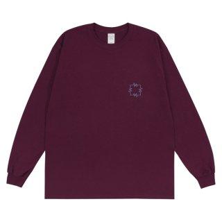 Long Sleeve Burgundy(HAYATE)