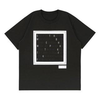 Tシャツ-ブラック【Da-iCE BEST TOUR 2019】