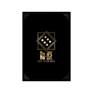 ツアーパンフレット【Da-iCE BEST TOUR 2019】