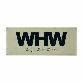 WHW Face Towel