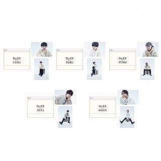 ポストカード付きスライダーケース(全5種類ランダム)【COUNTDOWN LIVE 2020-2021】★特典対象商品★