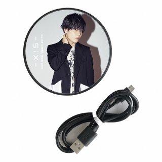 ワイヤレスモバイルチャージャー TORU【Da-iCE ARENA TOUR 2021-SiX-】★特典対象商品★