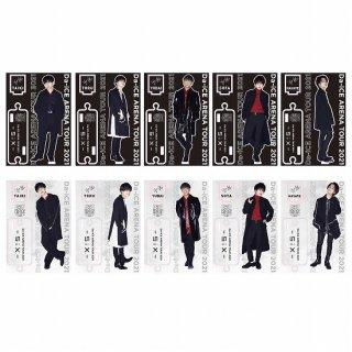 アクリルスタンド(全10種ランダム)【Da-iCE ARENA TOUR 2021-SiX-】★特典対象商品★