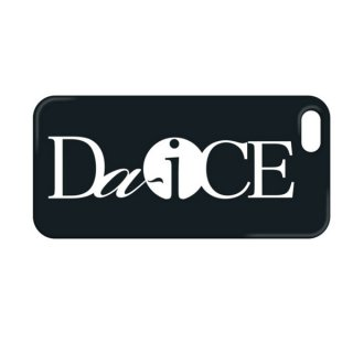 Da-iCEロゴ入りiPhoneケース(5/5S用)
