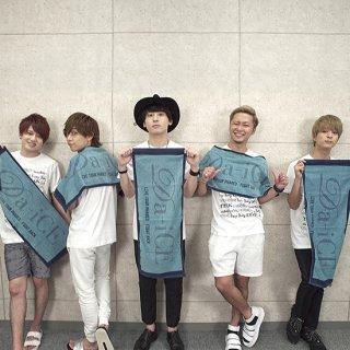 ツアーフェイスタオル 【LIVE TOUR 2014 -PHASE 3-】