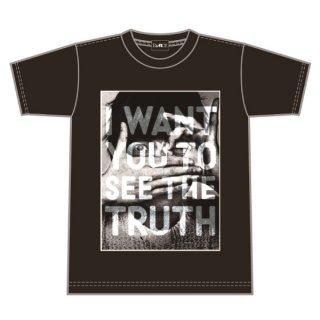 GET REAL Tシャツ(TORU Ver.)