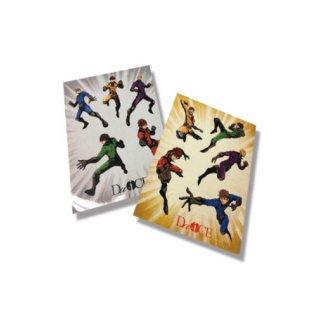 CD『Da-iCE』ジャケットステッカー2枚組