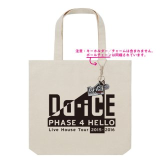 トートバッグ 【Da-iCE Live House Tour 2015-2016 -PHASE 4 HELLO-】