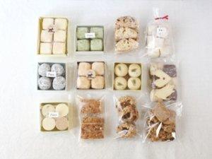 定番 クッキー12種