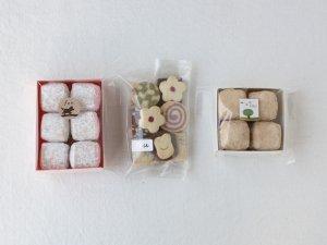 選べる クッキー3種ギフト