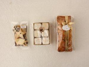 選べる パウンドケーキ1種&クッキー2種