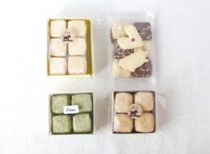 定番 クッキー4種