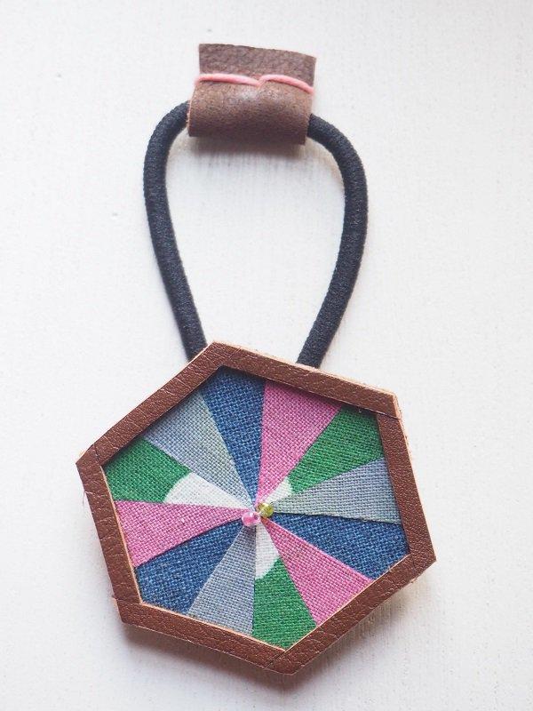 Geometry Leather Gum