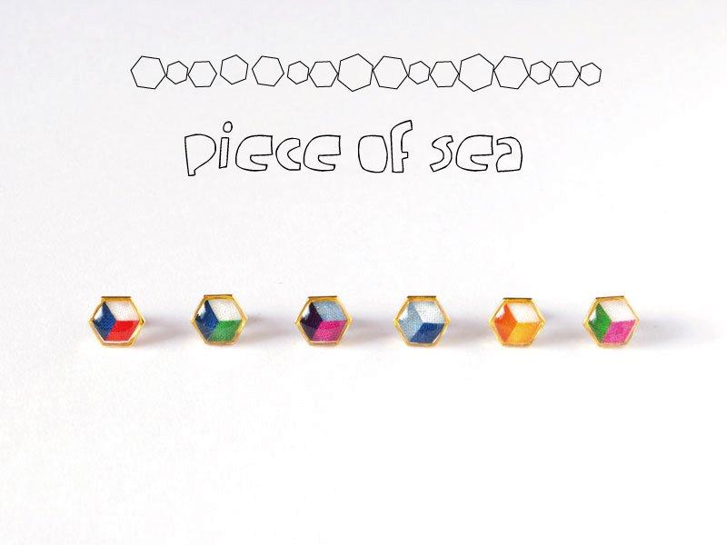 Piece Of Seaー六角形