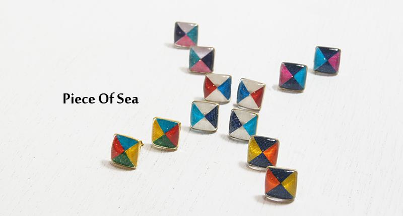 Piece Of Seaー四角形