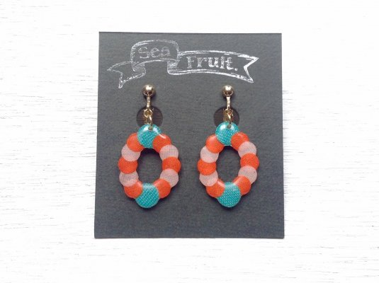 Sea Fruits-Ring
