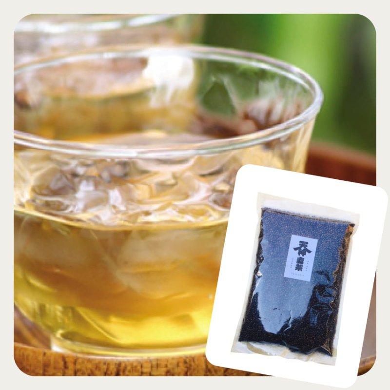 天神麦茶(昔ながらのはだか麦の麦茶) 400g