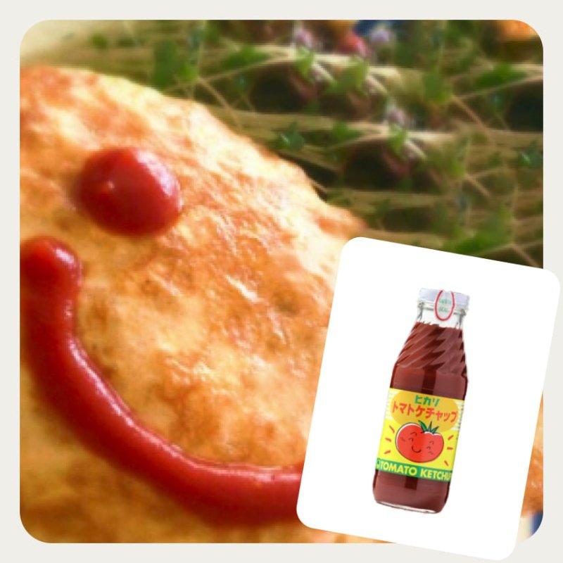 トマトケチャップ 400g(保存料、着色料、化学調味料不使用)