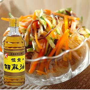 胡麻油 300g(低温焙煎圧搾製法)