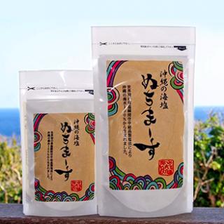 沖縄の海塩 ぬちまーす 111g 顆粒タイプ