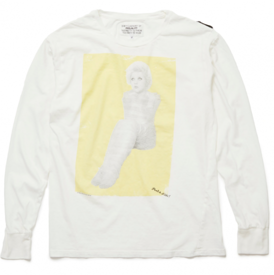 ray stevenson's photo L/S tee