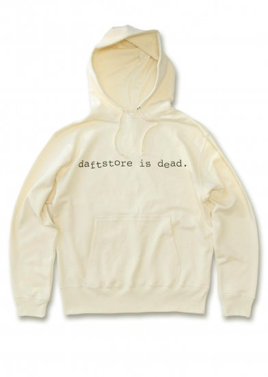 D is D SWEAT PARKA
