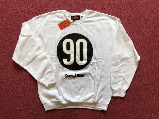 SUNNY C SIDER×90 SWEAT SHIRT