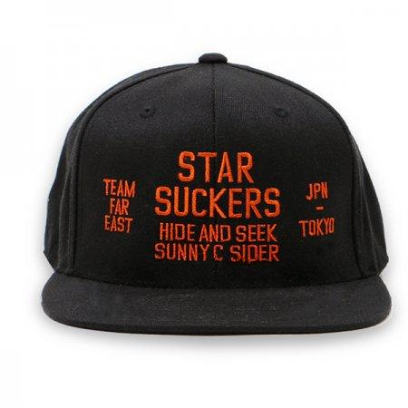 HIDEANDSEEK × SUNNY C SIDER Baseball CAP
