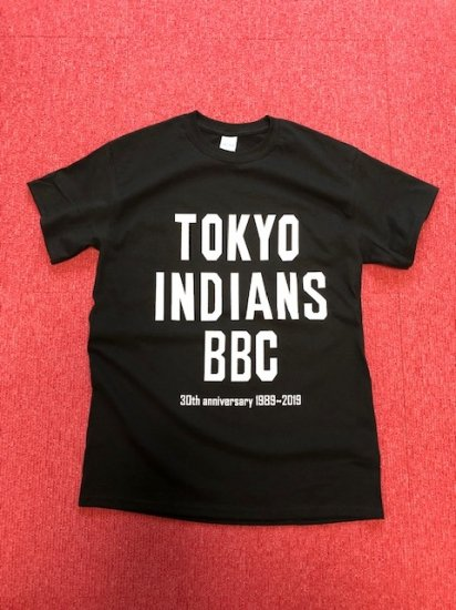 TOKYO INDIANS 30周年TEE