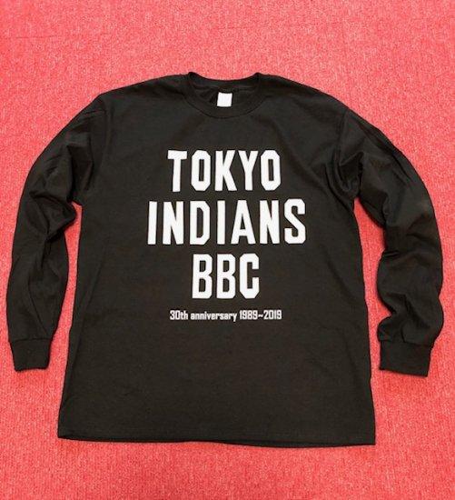 TOKYO INDIANS 30周年L/S TEE