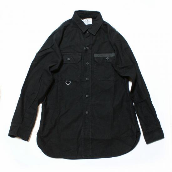 urban guerrilla utility shirt